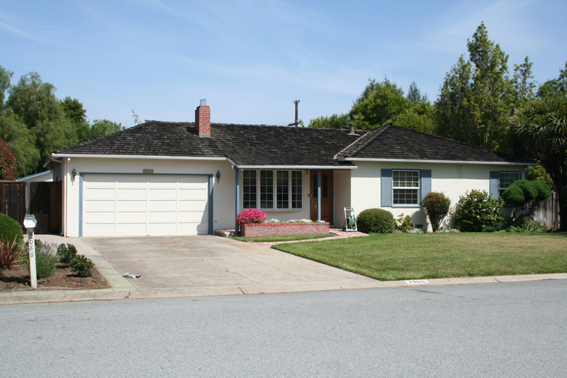 Garage of Steve Jobs' parents